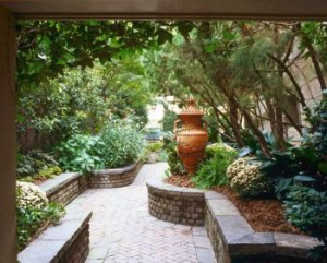 Garden Patio Ideas Building A