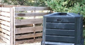 home composting - worm bins