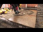 Garden Paving, Patios and Garden Steps